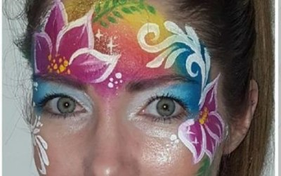 Face Painting by Taleena 1