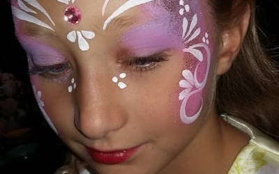 Face Painting by Taleena 9