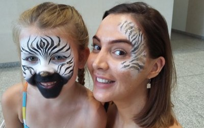 Face Painting by Taleena 5