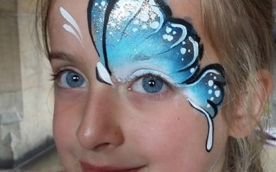 Face Painting by Taleena 8