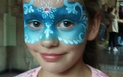 Face Painting by Taleena 6