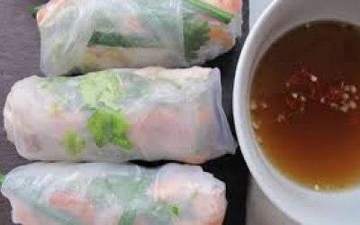 Goi Cuon Rice Paper Rolls