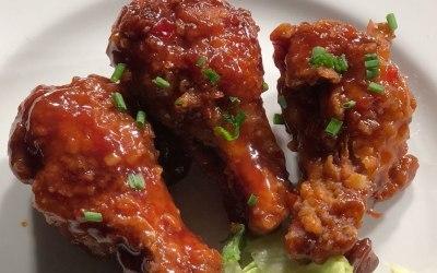 Honey Chicken Nibblets