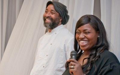 Owners Chef Bob & Roxanne McCalla