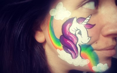 Pop Up Ink: Face and Body Art