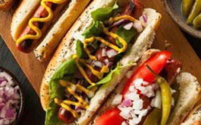 Street Dogs Street Food
