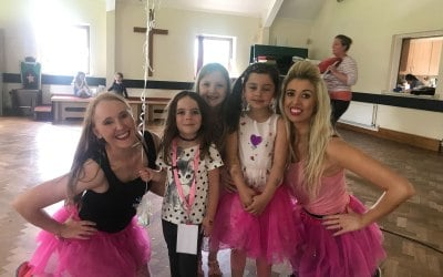Popstar party!!! Birthday girl loved Little Mix & Greatest Showman, all dance routines were centred around her favourite songs.