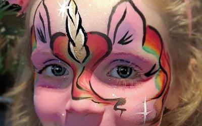 Clair Sullivan Face Painter 8