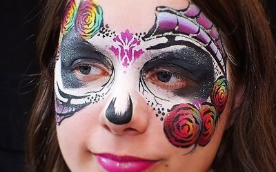 Clair Sullivan Face Painter 7