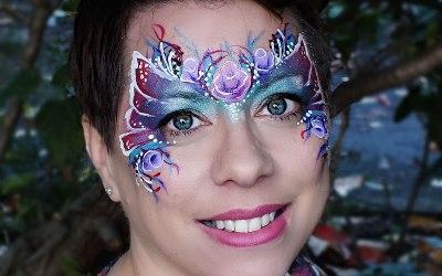 Clair Sullivan Face Painter 5