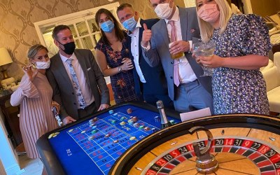 Jokers Wild Fun Casino Hire  6