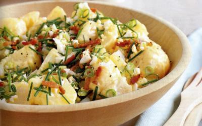 Fresh Potato Salad
