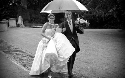 Helping the wife stay dry