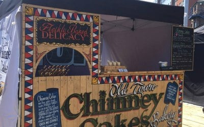 Old Town Chimney Cakes Bakery  4