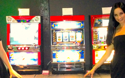 Our machines light up in a frenzy when the jackpot drops!