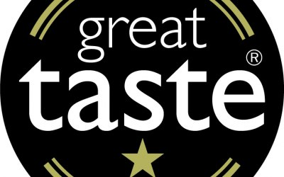 We're a 2017 & 2018 Great Taste winner!