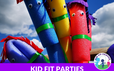 Kid Fit Parties crazy horses
