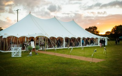 The Marquee Hire Company 1