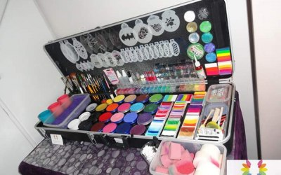 My set up