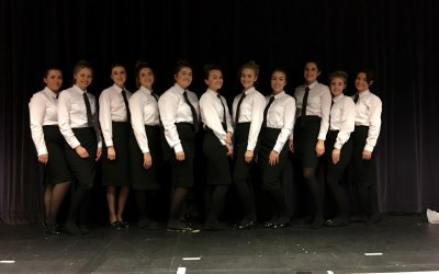 Our wonderful silver service catering team