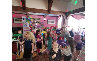 The most magical birthday parties in Merseyside! Making your child's party stress free!
