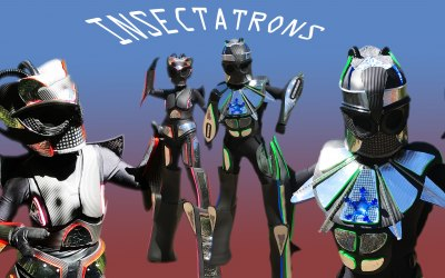The Insectatrons