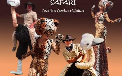 Ozzy The Ostrich & Wildcat