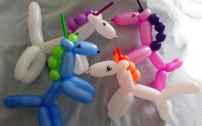 Balloon Unicorns