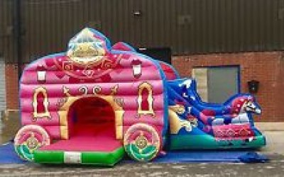 King Of The Castles Bouncy Hire
