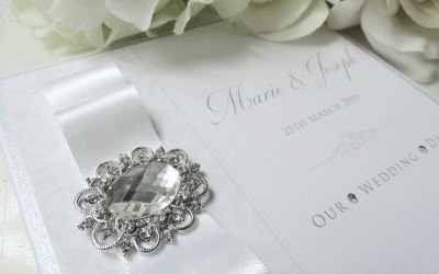 Kathy luxury invitation