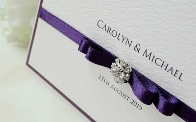 Carolyn pocket invitation