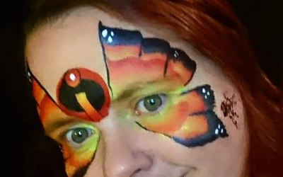 'The Incredibles' Butterfly