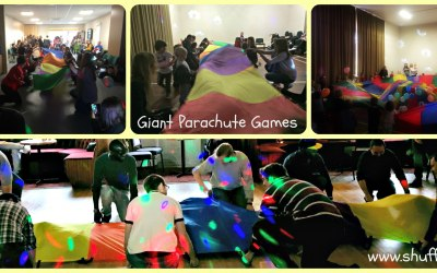 Parachute Games & large event fun