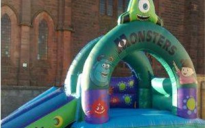 Kevin Donald Bouncy Castles 3