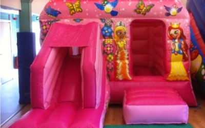 Kevin Donald Bouncy Castles 1