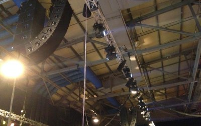 PA System hire for Corporate Events
