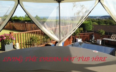 Living The Dream Hot Tub Hire 3