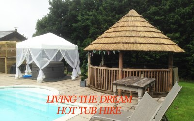Living The Dream Hot Tub Hire 2