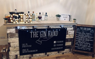 Pop Up Bar Also Available!