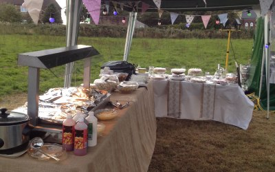 Wedding Catering from Midland Catering Co