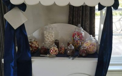 Candy Cart, sweet stations, doughnut walls and our chocolate bouquest always go down well for a added extra at any event. a range of packages are available for these.