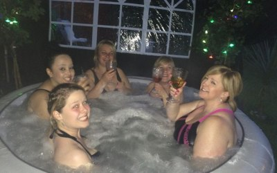 London Hot Tub Hire 3