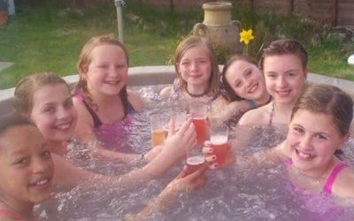London Hot Tub Hire 4