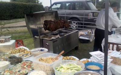Barlows Crackling Pig Catering
