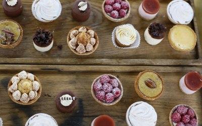 Gourmet Mini Dessert Platter Catering