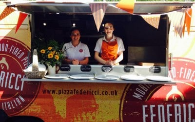 Pizza Federicci 1