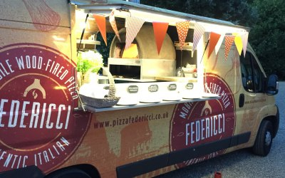 Pizza Federicci 8