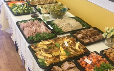 Buffets for weddings