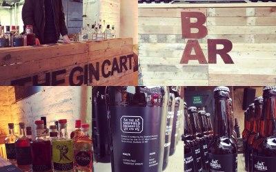 Phlegm Exhibition - 2 pop-up beer bars