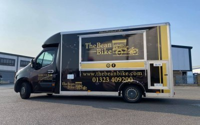 Self Contained Food Van